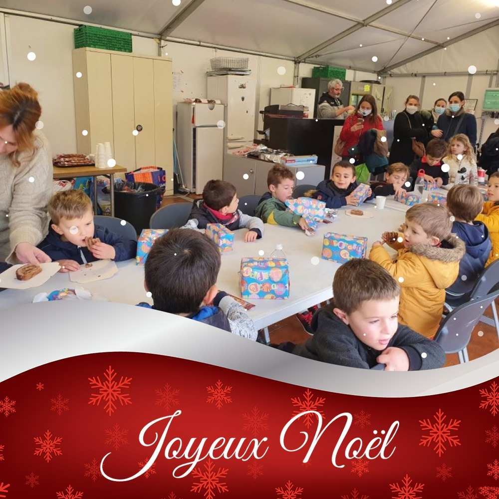 Photo gouter Baby Rugby